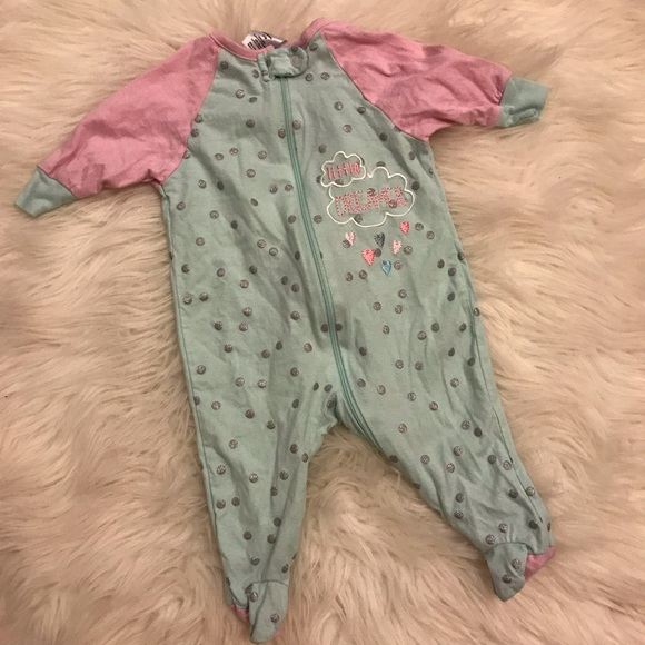 Other - Baby Girl Little Dream Pajamas 0-3M